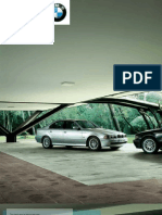 BMW E39 Brochure