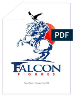 falcon figures catalogue june 2012