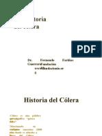 Historia Colera Fernando Farinas