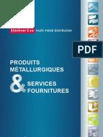 Catalogue PROFILE