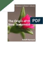 The Origin of the New Testament