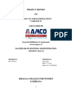 Amco Project