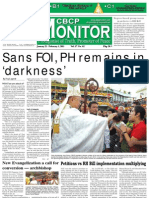 CBCP Monitor Vol. 17 No. 2