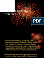Global Corporate Citizenship