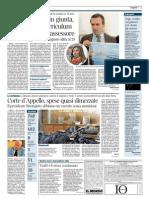 Rassegna Stampa 25.01.13