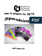 How to Prepare for IELTS-Speaking