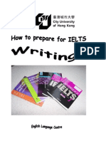 How to Prepare for IELTS-Writing