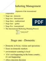 stages in internationak marketing.ppt