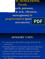 LECT. 4, SOMATIC SENSATIONS for 2nd year mbbs students