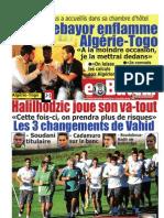 LE BUTEUR PDF du 25/01/2013