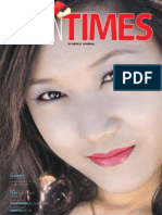 Tahan Times Journal- Vol. 1- No. 11, Nov 29, 2011