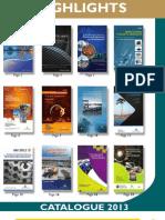Catalogue 2012-2013 - Research Publishing