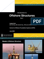 Introduction to Offshore Structures