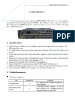 V-solution--V1600e 16pon Olt Introduciotn v2 (1)