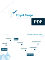 TANGO Graphic Design project #2