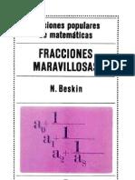 Fracciones Maravillosas