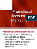 adbms promotion tools.ppt