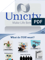 The Unicity - India Opportunity