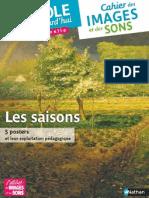 Cahier Des Images Et Des Sons
