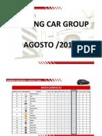 Car Group Agosto 12
