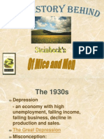 History of Great Depression