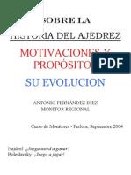 Fernandez Diez Antonio - Historia Del Ajedrez