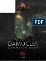 operation damocles campaign