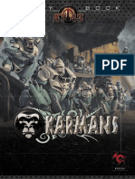 karman army book
