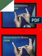Dasa mudras