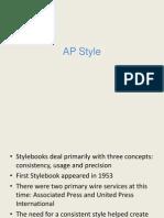 AP Style(1)