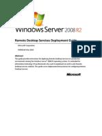 Remote Desktop Services Deployment Guide