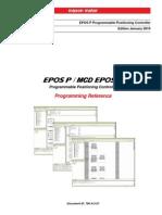 EPOS P Programming Reference