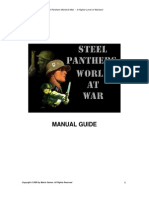 Steel Panthers Manual