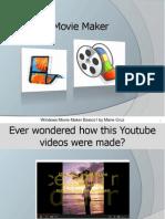Windows Movie Maker Basics 1