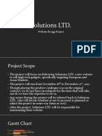 GGSB PM Project