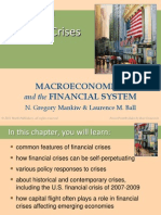Mankiw-Ball - Financial Crises