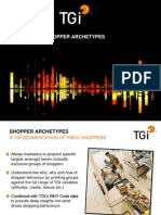 Introducing TGI Shopper Archetypes