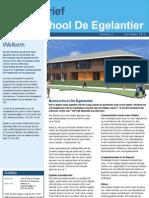 Nieuwsbrief de Egelantier 2 - December 2012