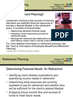 Chapter 29 - Retirement Planning