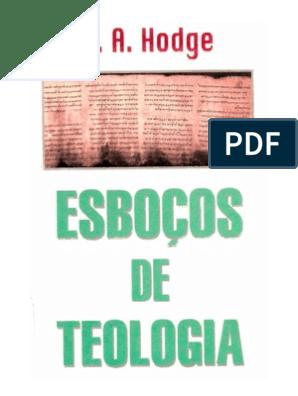 CHARLES BAIXAR PORTUGUES DE SISTEMATICA TEOLOGIA HODGE EM