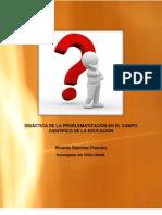 Didactica Problematizacion Investigacion