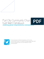 host team handbook