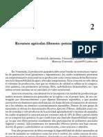 Recursos Agricolas Fibrosos Potencial de Uso. Alimentacion