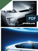 Toyota Prius Brochure