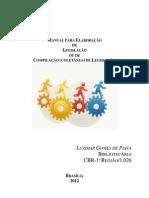 Manual de Compilação de Legislação da Seção de Revisão e Indexação do Centro de Documentação e Informação da Câmara dos Deputados