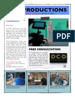 Dcd Productions Brochure 1