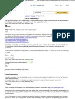 Como Eliminar La Publicidad de Mi Ordenador__ - Yahoo! Respuestas