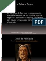 La  Sábana  Santa  de  Turín. Los  Clavos , las manos  y los  pies..pptx