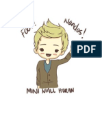 Dibujos de Milagros One Direction