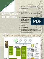 Enfoque de integración de sistemas parte 6